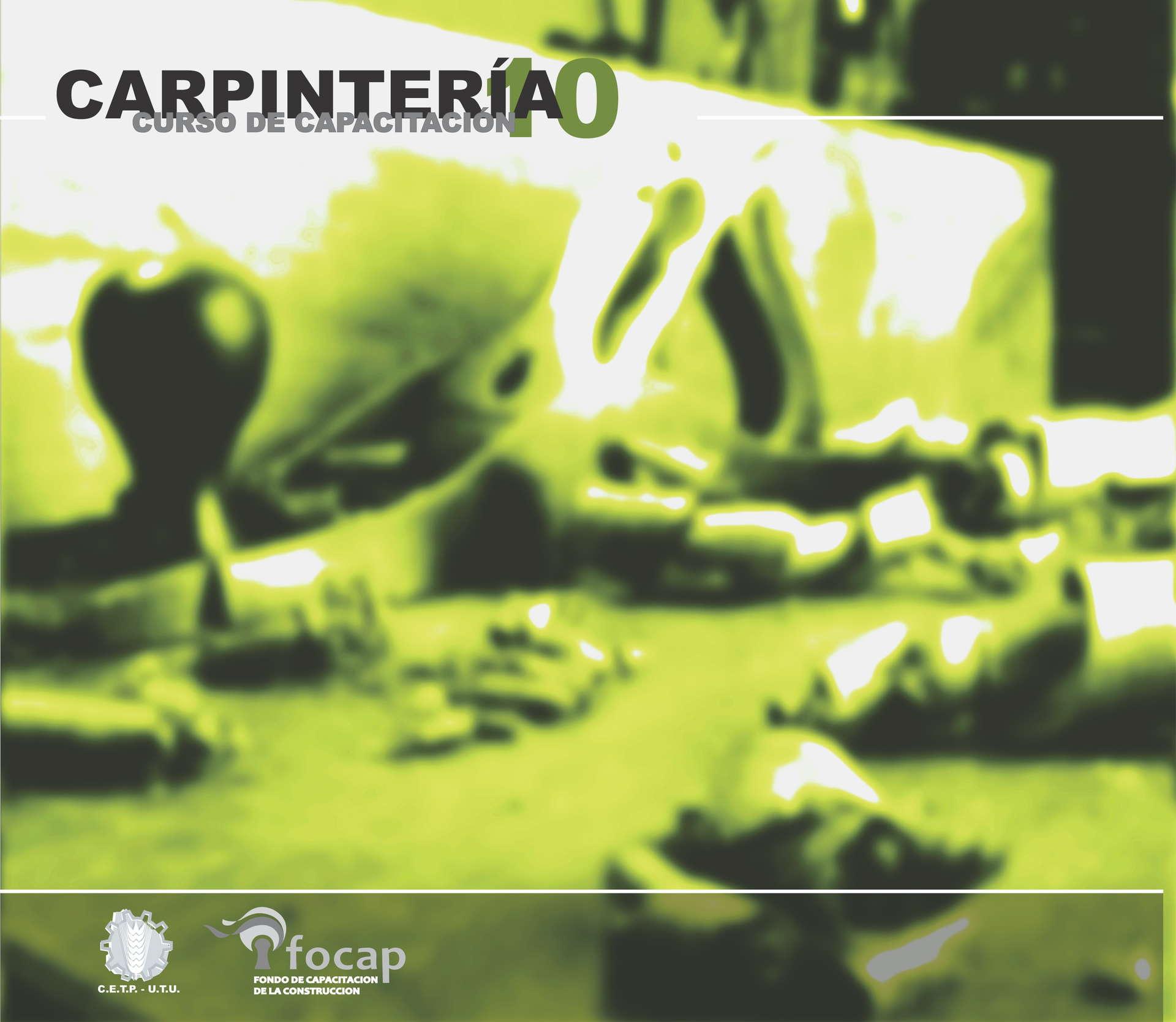 Tapa Manual Carpintería